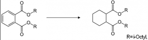 Chemical Formula of DOCH