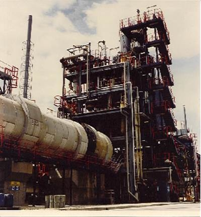 Foto AHF Plant in the UK