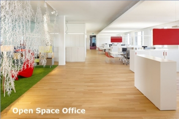 Foto Open Space Office