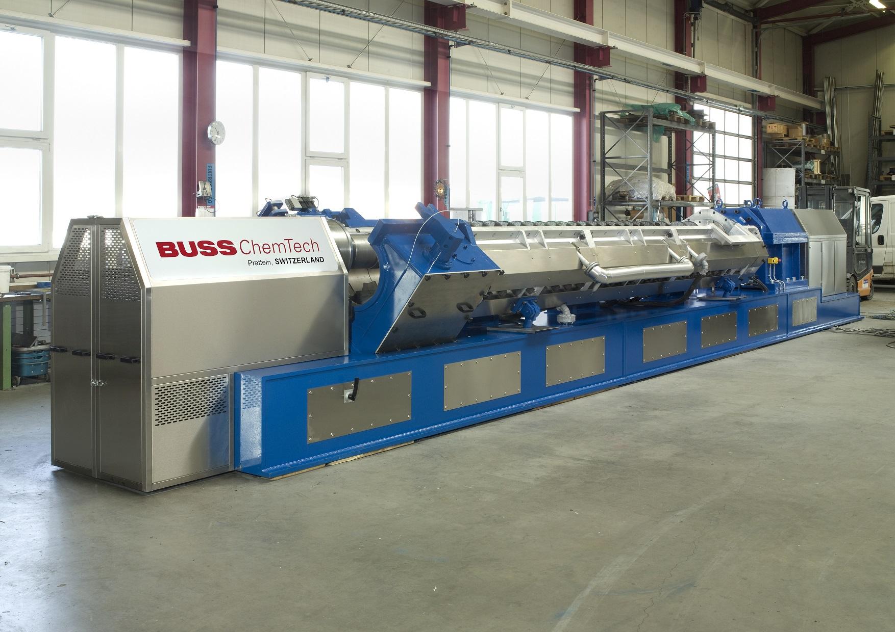 BCT Key Equipment - Buss ChemTech AG