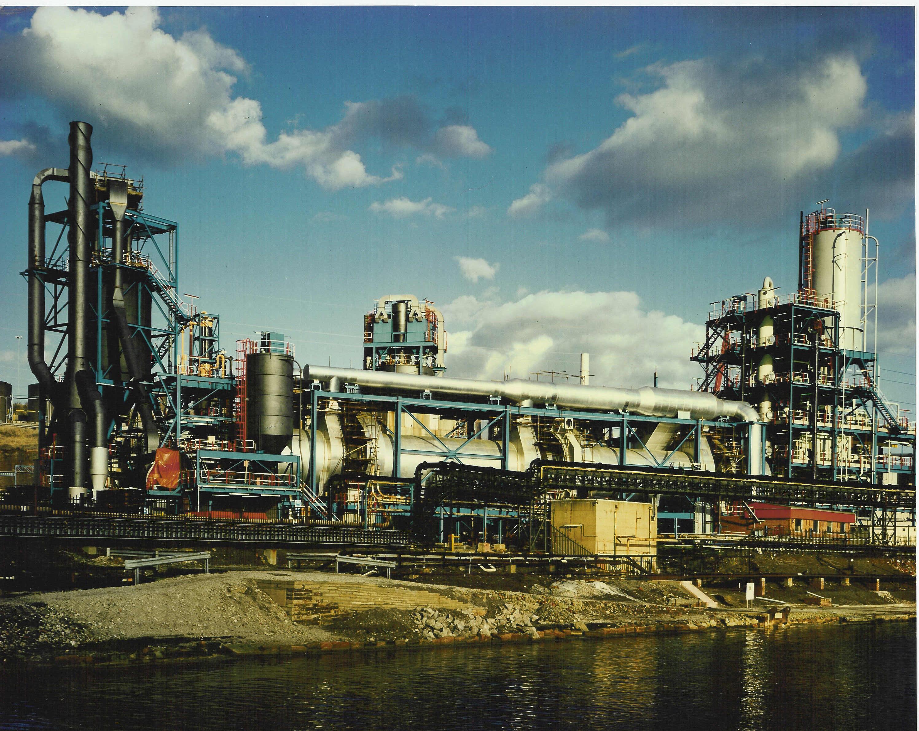 Anhydrous Hydrofluoric Acid - Buss ChemTech AG